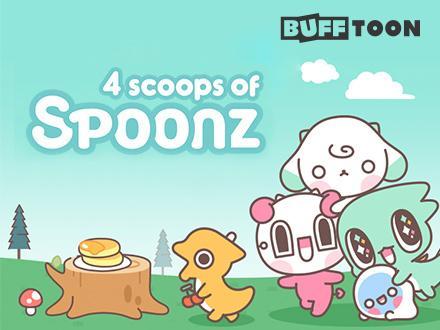 4 Scoops of Spoonz